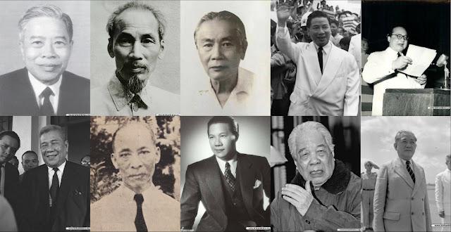 Thủ tướng Việt Nam qua các thời kỳ (1945-nay)