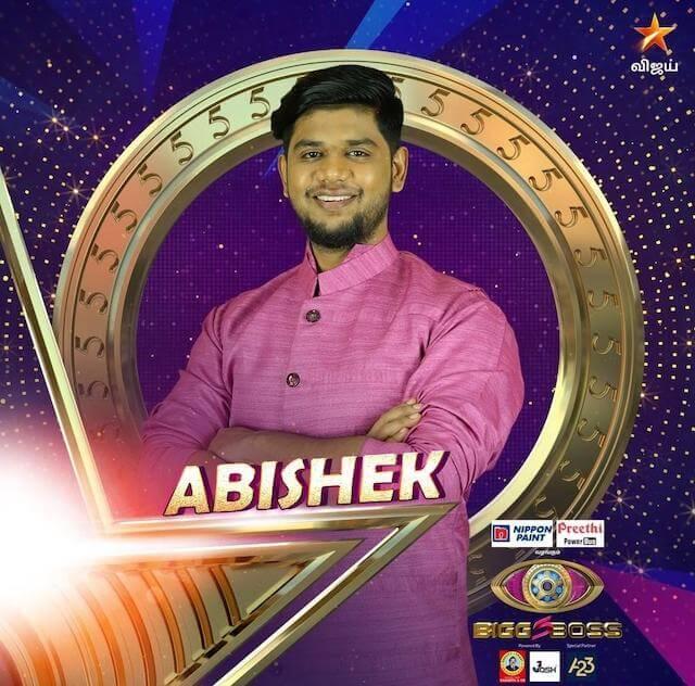 Abishek (Anchor, Youtube Reviewer)