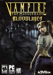 Download VAMPIRE THE MASQUERADE - BLOODLINES PC Free