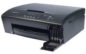 Brother DCP-J140W CUPS Printer Treiber Windows 7