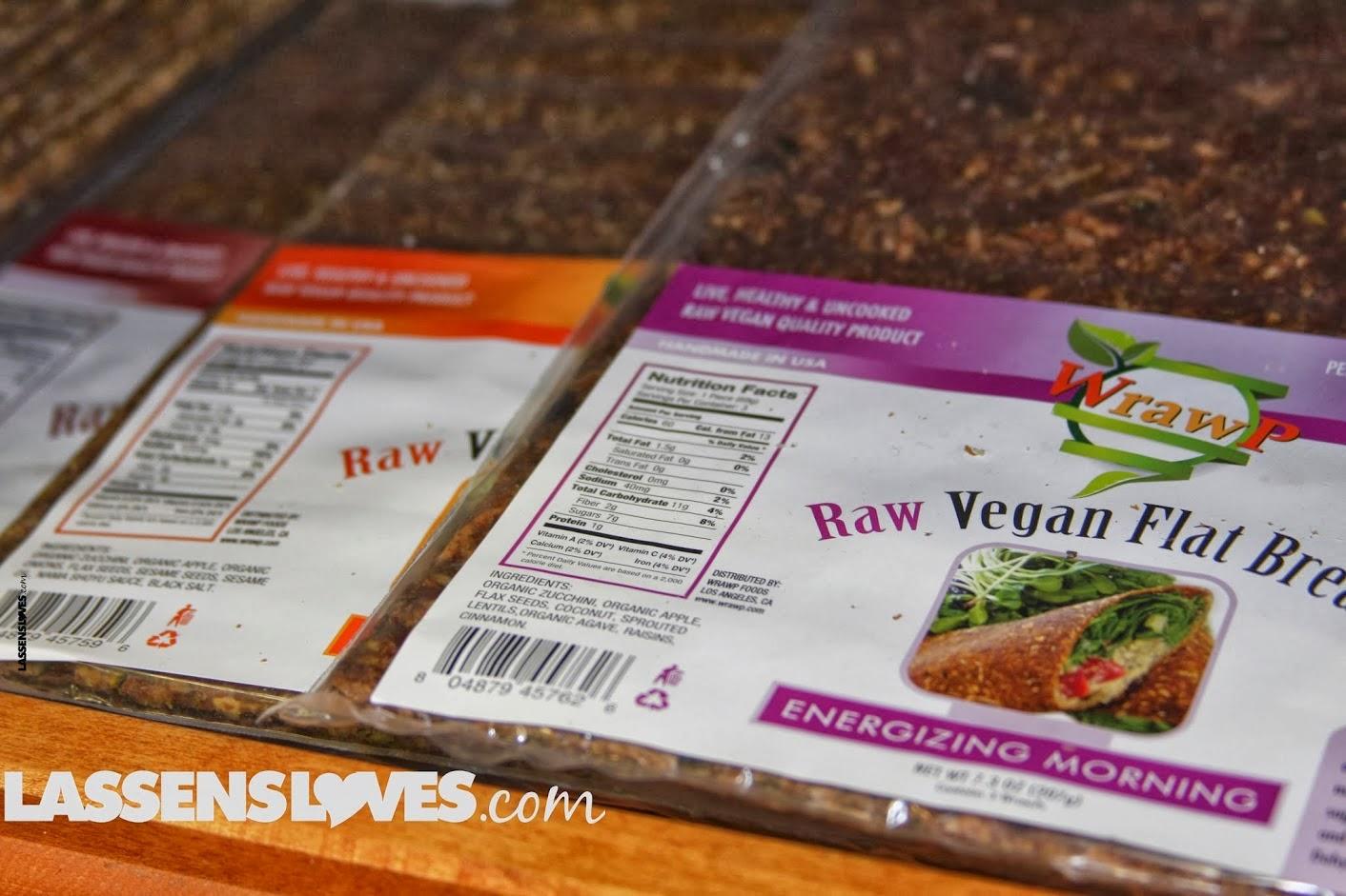 lassensloves.com, Lassen's, Lassens, Los+Feliz Manager+Spotlight, Wraw+Vegan+Flat+Bread