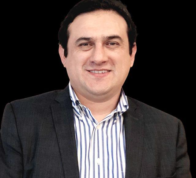 Alberto Castañeda, Gerente General Regional Soluciones Orión