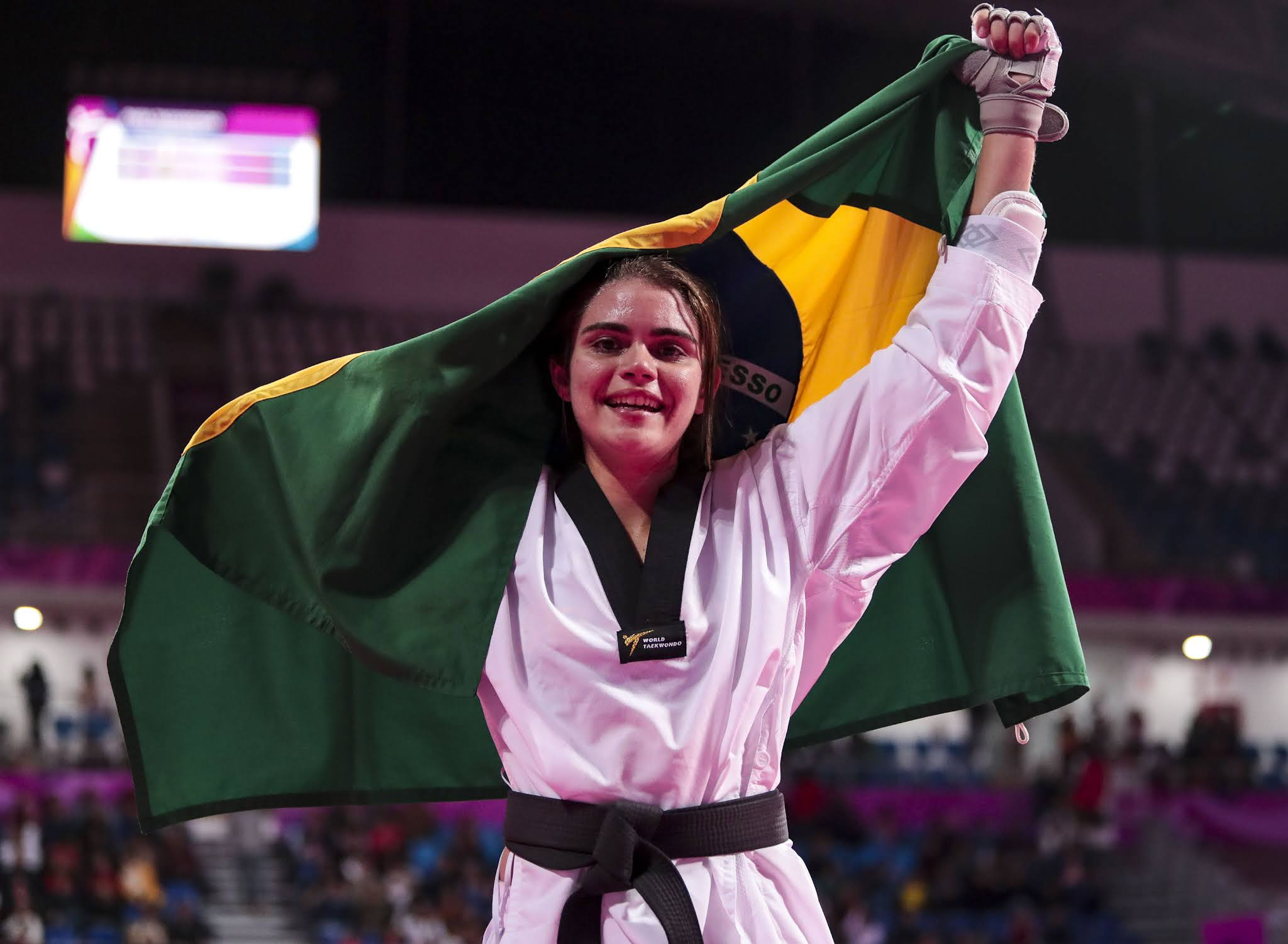 Brasileiros no parataekwondo nas Paralimpíadas de Tóquio