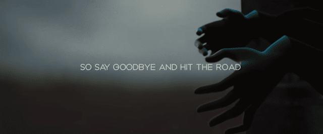 "Linkin Park Premiere ""Goodbye"" Lyric Video"
