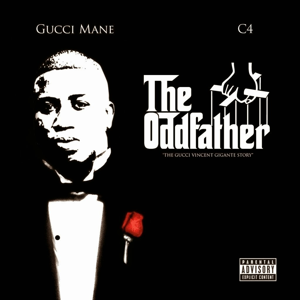 Gucci Mane - The Oddfather Cover