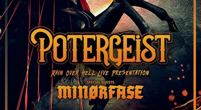 [News] Potergeist album presentation (guest: Minorfase, 22 & 23.Feb.)