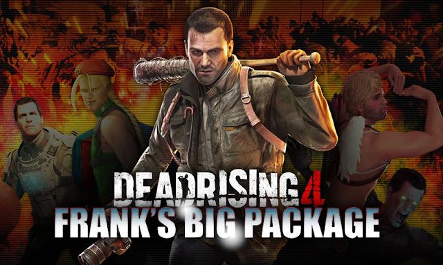المراجعة الشاملة و تقييم للعبة Dead Rising 4 : Frank's Big Package