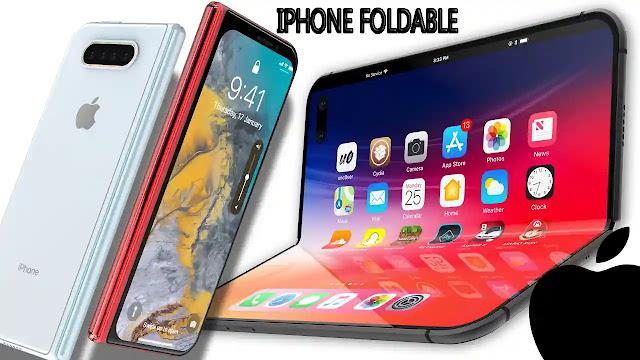 تقرير جديد يكشف موعد اطلاق هاتف آيفون iphone قابل للطي