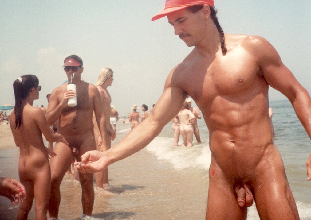 Naked Beach Gay Tumblr
