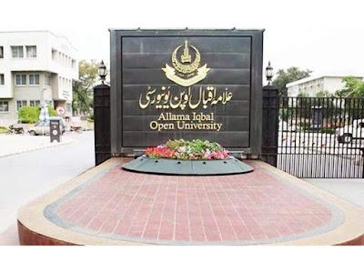 Aiou Fee Structure Allama iqbal open university 2021