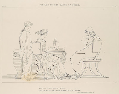 Circe from After Flaxman