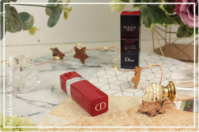 rouge a levres dior ultra rouge