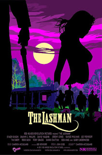 Theatrical poster for THE LASHMAN (2014)