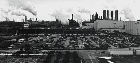 Ford Rouge Factory in Dearborn, Michigan - Medicine Hat NewsMedicine