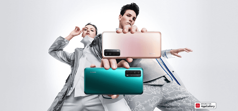 Huawei Y7a with quad-cam and center-aligned punch-hole now official