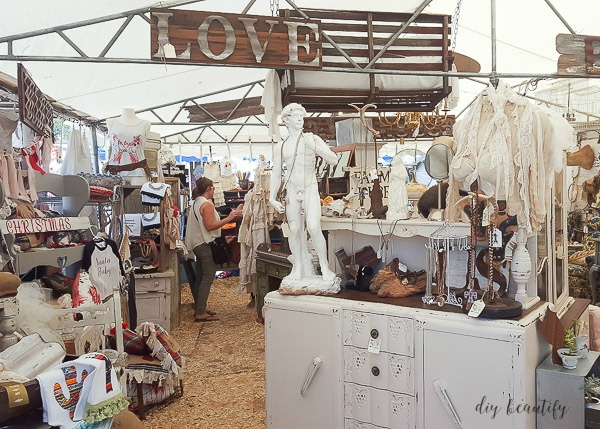 shabby chic antiques