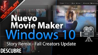 Windows 10, Movie Maker, Windows Movie Maker