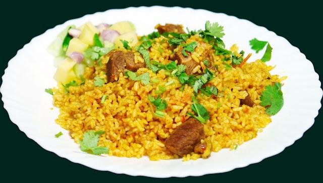 Resep Membuat Nasi Goreng Kuning Sederhana