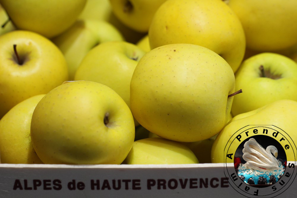 Compote pommes rhubarbe