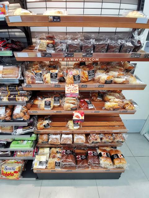 FamilyMart Penang Pulau Tikus Jalan Burma Convenience Store Penang Blogger Influencer www,barryboi.com Malaysia Influencer
