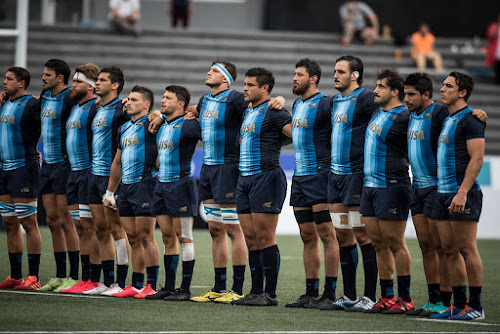 Argentina XV venció a Chile por 25 a 24 #SAR4N
