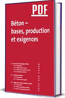 Béton – bases, production  et exigences PDF