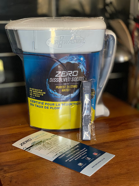 Zerowater 12 cup water filter