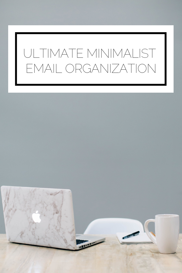Click to read now or pin to save for later! Here's the ultimate guide to getting your inbox under control like a minimalist