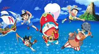 Doraemon Movie 38: Nobita no Takarajima BD Subtitle Indonesia