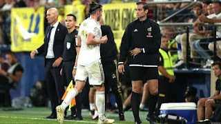 Zidane Not Dwelling on Bale Sending Off
