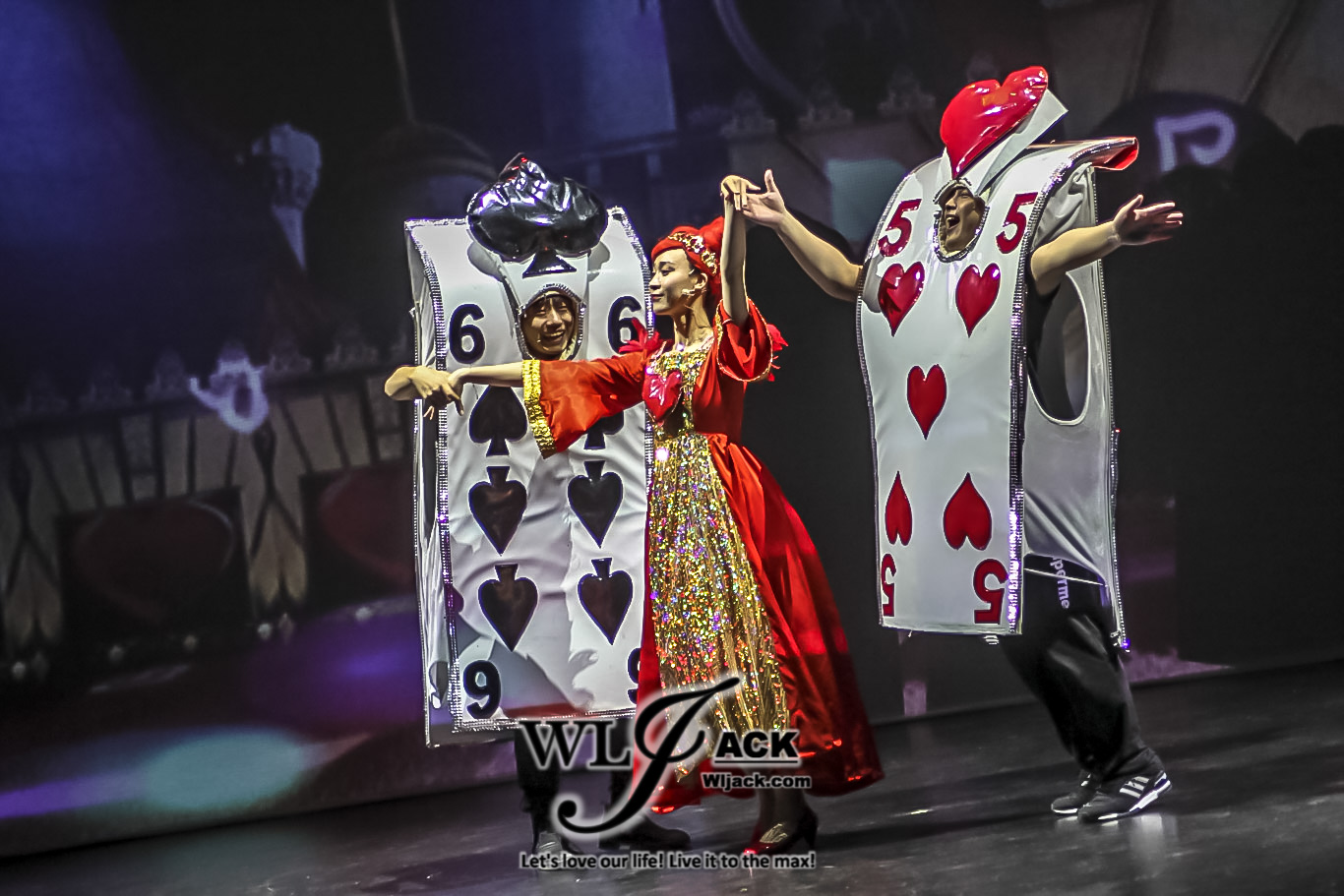 Coverage] Alice in Wonderland, The Musical Show @ Genting