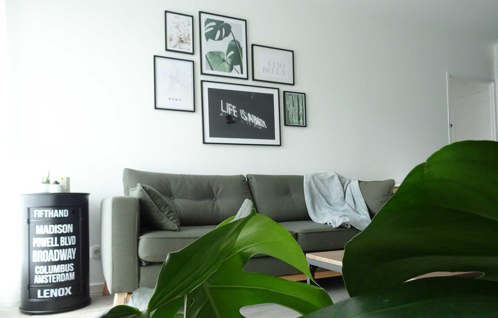 décoration posters affiches cadres salon poster store