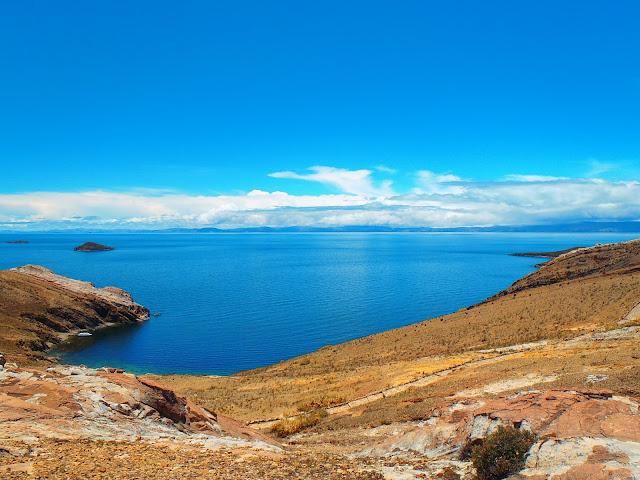 Isla Del Sol Lake Titicaca