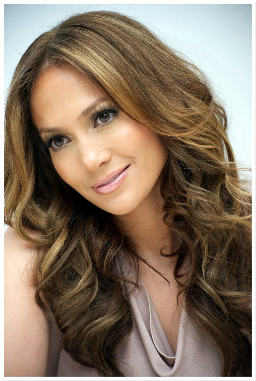 Choosing Highlights for Brown Hair Inspiration ...