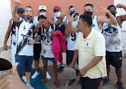 Torcedores do Mixto realizam série de ações sociais com doação de sacolão de alimento e almoço em marmitas