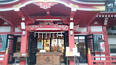 清瀬市の日枝神社
