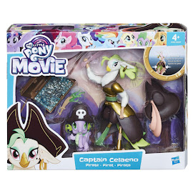 MLP My Little Pony The Movie Figure and Friend Spike Guardians of Harmony Figure