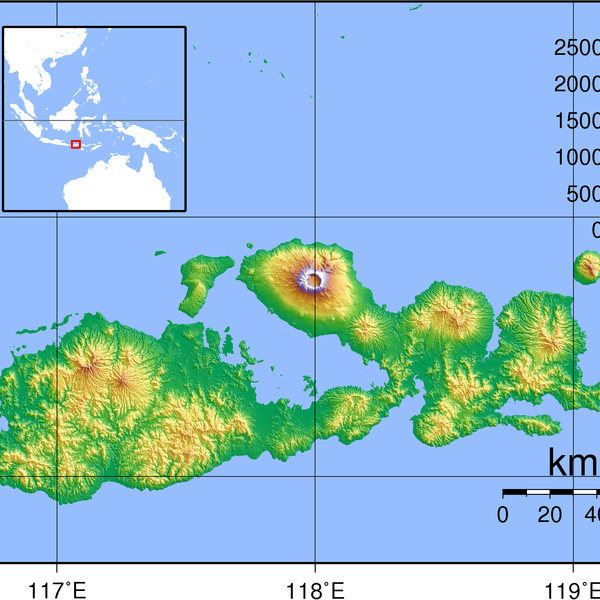 Menyambut Peringatan 200 Tahun Meletusnya Gunung Tambora