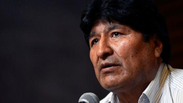 Morales denuncia a Gobierno de facto de frenar su candidatura