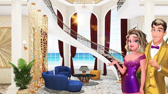 Home Design: My Lottery Dream Life Mod Pro Apk v1.1.80 (Unlimited Gold / Diamond)