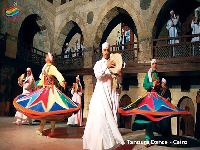 Tanoura Dance Show