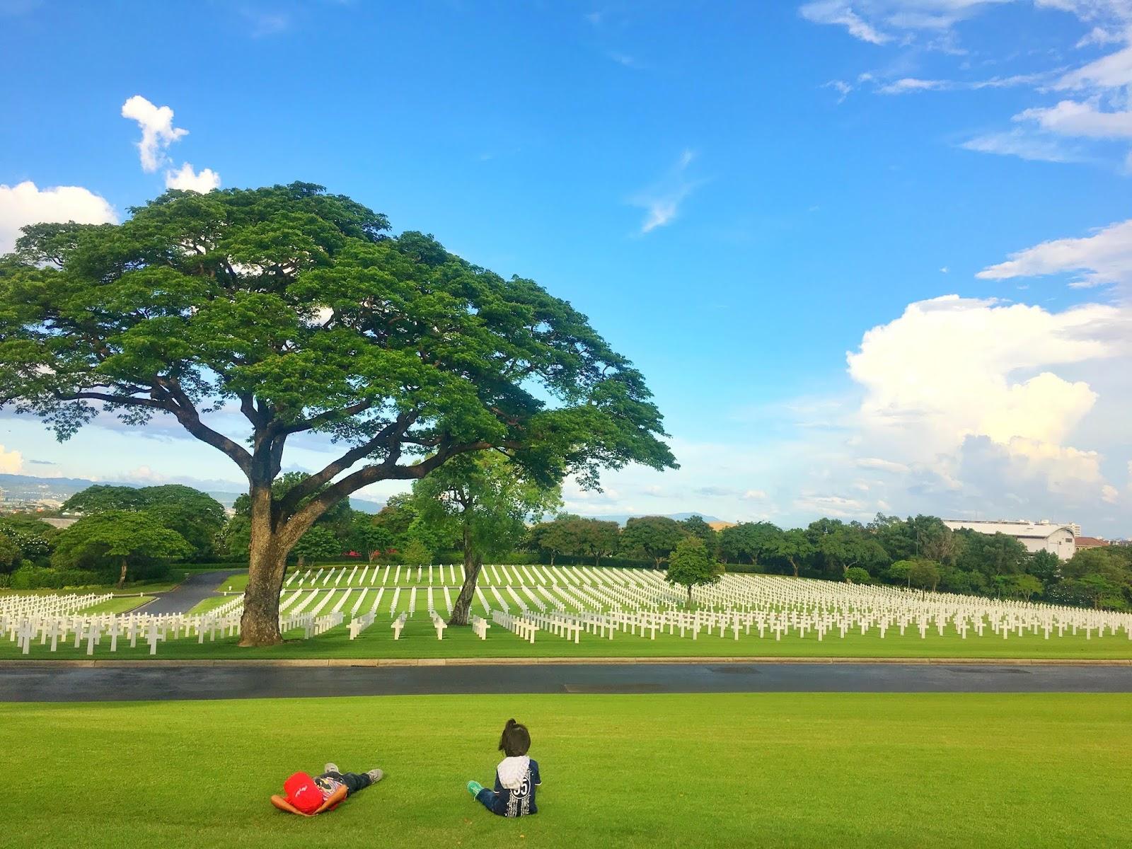 manila american cemetery fort bonifacio