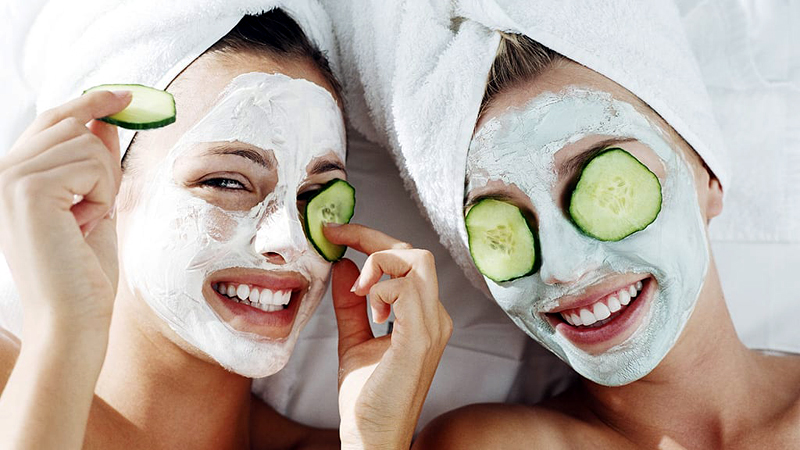 The Easiest Way to Give Yourself a Facial at Home
