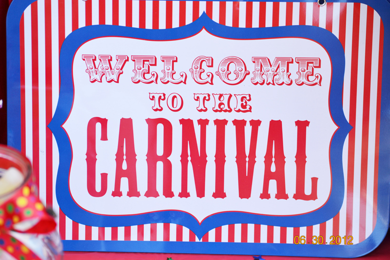 One Smoove Family: Carnival Birthday Party - All About Games