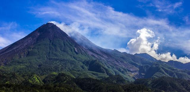 jalur pendakian gunung merapi via selo