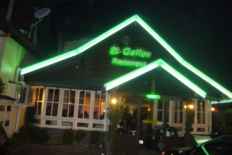 Restaurante St. Gallen - Fondue