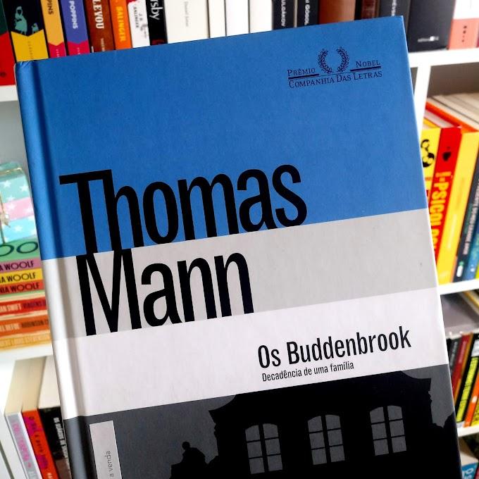 Os Buddenbrook | Thomas Mann