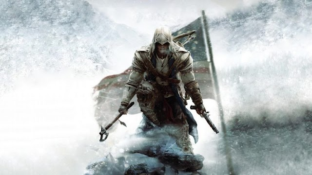 Download Assassin's Creed III Highly Compressed PC || in Parts