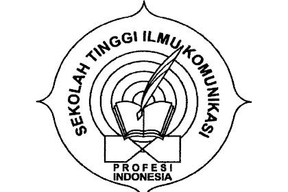 LOGO SEKOLAH TINGGI ILMU KOMUNIKASI PROFESI JAKARTA