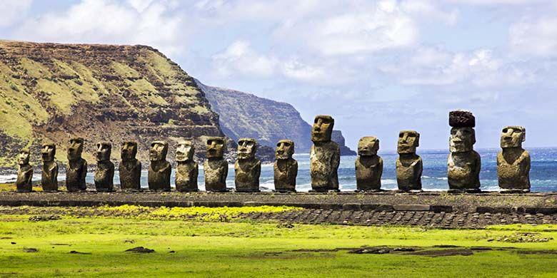 Misteri Patung Moai di Pulau Paskah Akhirnya Mulai Terungkap